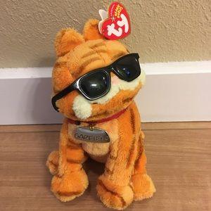 TY Cool Cat Garfield Plush 2004